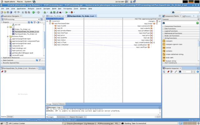 XML-transform-SOA